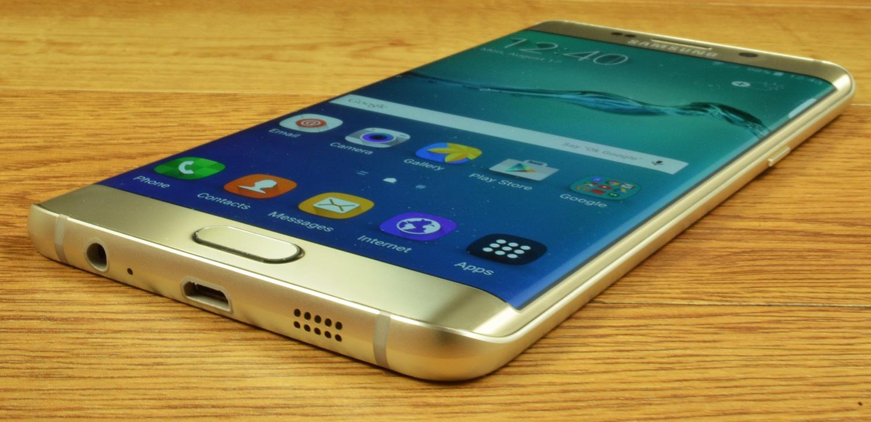 Galaxy S6 haut parleur