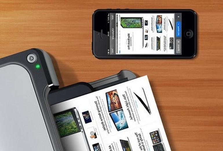 AirPrint sur iPhone
