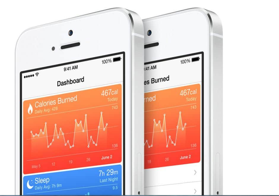 HealthKit iPhone