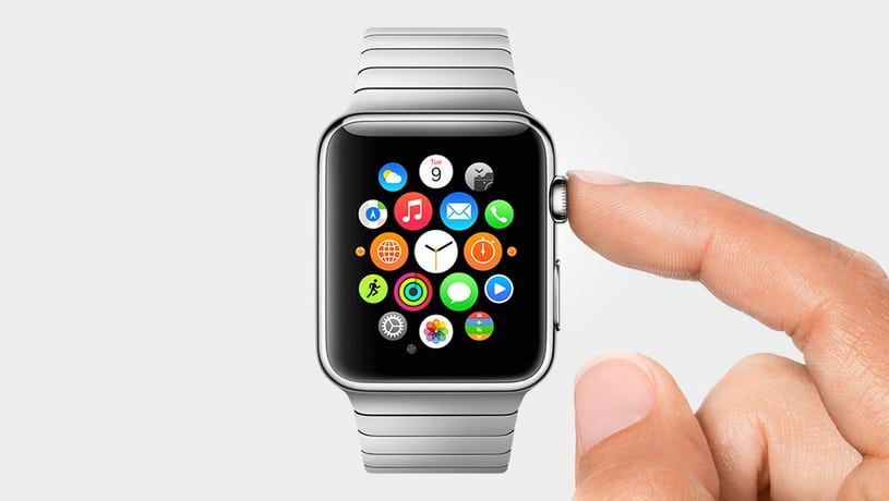 applications sur Apple Watch
