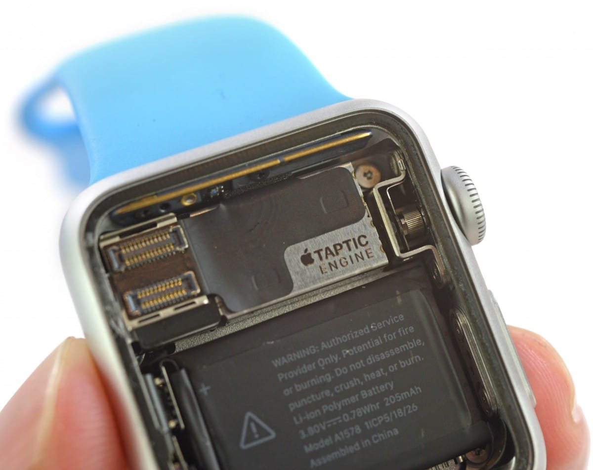 batterie Apple Watch Serie 2