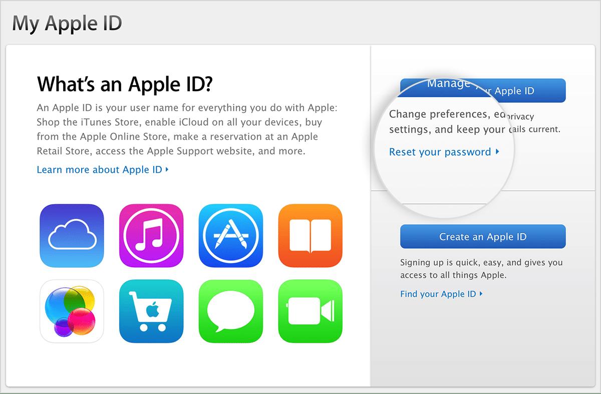 identifiant iTunes