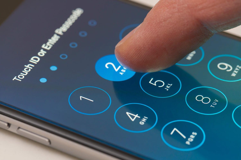 mot de passe iPhone
