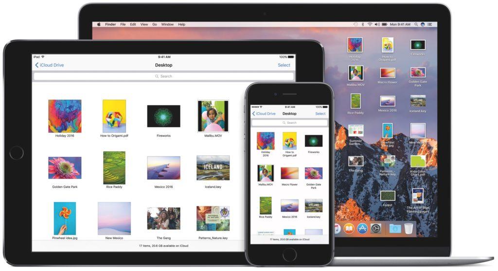 synchronisation iPhone et iPad