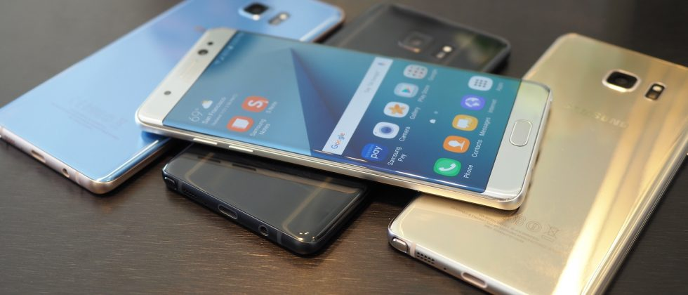 anciens smartphones Android
