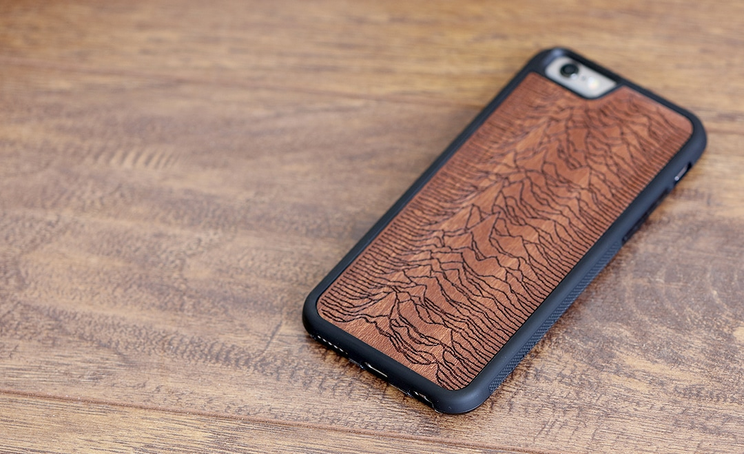 coque iPhone 7 en bois