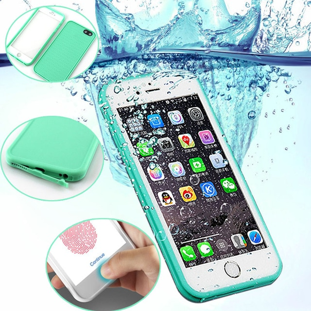 coque iPhone waterproof
