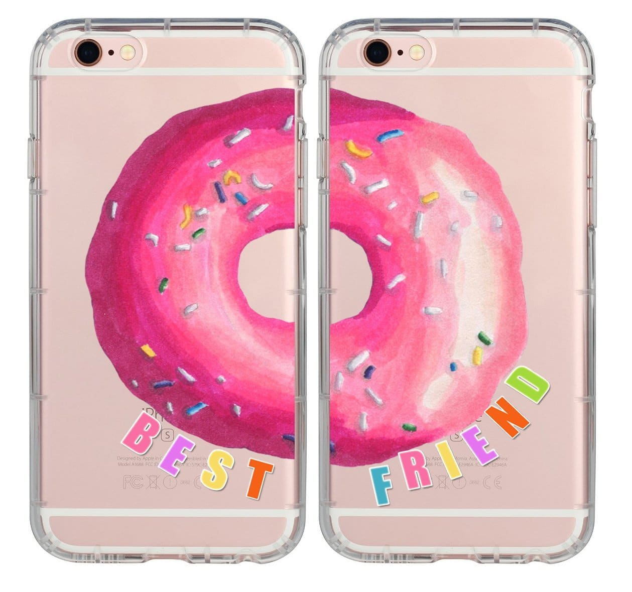 2 coques iPhone 6 Plus