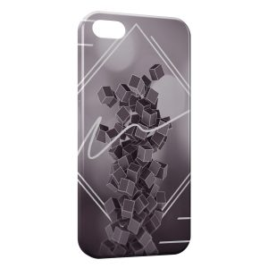 Coque iPhone 5/5S/SE 3D Abstract Graphic