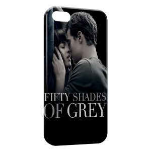 Coque iPhone 5/5S/SE 50 Nuances de Grey 5