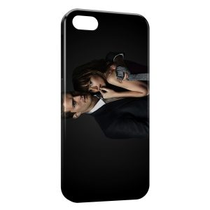Coque iPhone 5/5S/SE 50 nuances de grey chrisitian grey ana 4