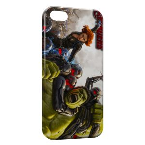 Coque iPhone 5/5S/SE Advengers 4