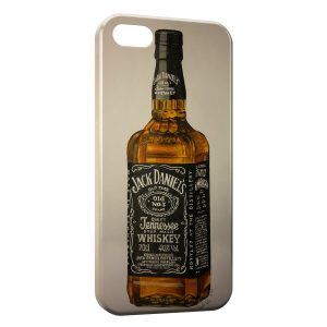 Coque iPhone 5/5S/SE Alcool Jack Daniel's vintage