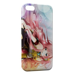 Coque iPhone 5/5S/SE Anime Girl Manga