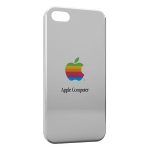 Coque iPhone 5/5S/SE Apple Computer Vintage