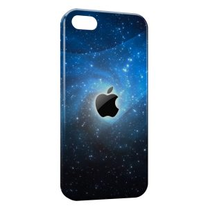 Coque iPhone 5/5S/SE Apple Galaxy Style