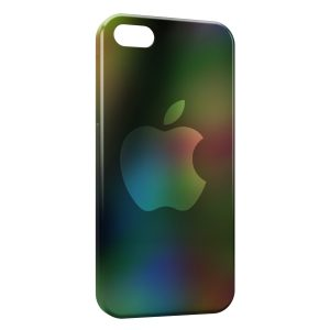 Coque iPhone 5/5S/SE Apple Logo 5