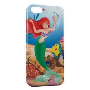 Coque iPhone 5/5S/SE Ariel La Petite Sirène 4