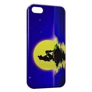 Coque iPhone 5/5S/SE Ariel Petite Sirene Disney