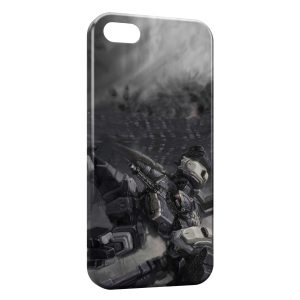 Coque iPhone 5/5S/SE Armored Core Game