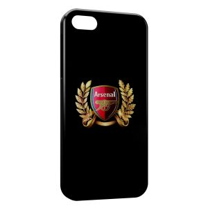 Coque iPhone 5/5S/SE Arsenal FC Football 4