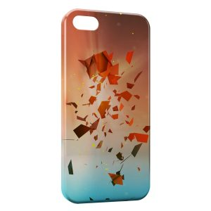 Coque iPhone 5/5S/SE Art Design