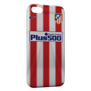Coque iPhone 5/5S/SE Atletico de Madrid Football 2