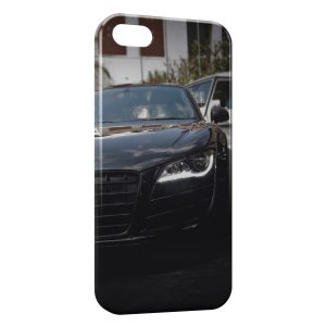 Coque iPhone 5/5S/SE Audi R8 voiture