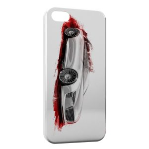 Coque iPhone 5/5S/SE Audi e-tron Spyder