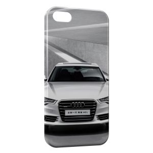 Coque iPhone 5/5S/SE Audi voiture sport 2