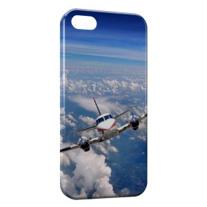 Coque iPhone 5/5S/SE Avion en vol