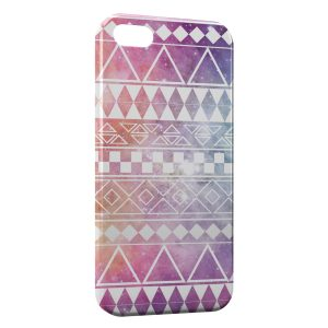 Coque iPhone 5/5S/SE Aztec Galaxy