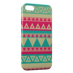 Coque iPhone 5/5S/SE Aztec Style 10