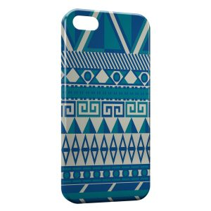Coque iPhone 5/5S/SE Aztec Style 6