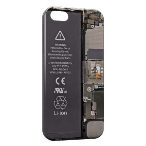Coque iPhone 5/5S/SE Back Hardware Phone