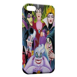 Coque iPhone 5/5S/SE Bad Girls Méchantes Disney