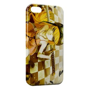 Coque iPhone 5/5S/SE Bakemonogatari Manga 3