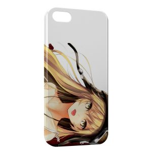 Coque iPhone 5/5S/SE Bakemonogatari Manga