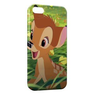 Coque iPhone 5/5S/SE Bambi Faon
