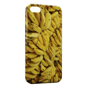 Coque iPhone 5/5S/SE Bananes