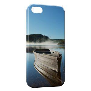 Coque iPhone 5/5S/SE Barque & Nature 2