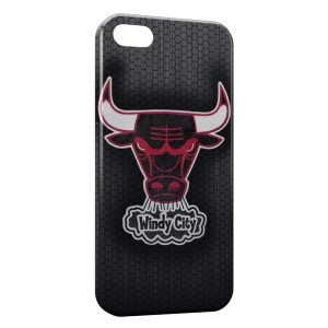 Coque iPhone 5/5S/SE Basketball Chicago Bulls 2