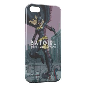 Coque iPhone 5/5S/SE Batgirl Stephanie Brown