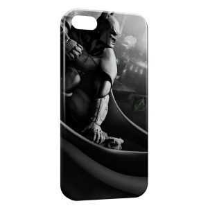 Coque iPhone 5/5S/SE Batman Dark