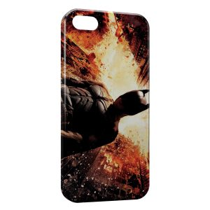 Coque iPhone 5/5S/SE Batman The Dark Knight Rises 2