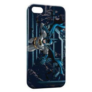 Coque iPhone 5/5S/SE Batman Vintage