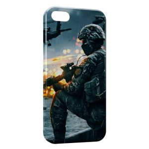 Coque iPhone 5/5S/SE BattleField Wars