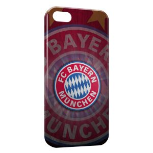 Coque iPhone 5/5S/SE Bayern de Munich Football Club 13