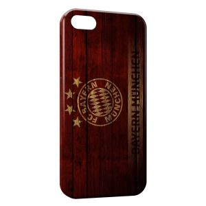 Coque iPhone 5/5S/SE Bayern de Munich Football Club 19