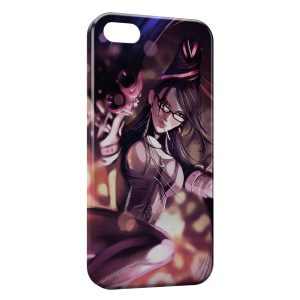 Coque iPhone 5/5S/SE Bayonetta Game